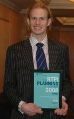 George Weeks - planning awards 2009