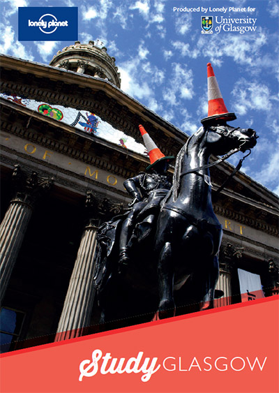 Lonely Planet: Study Glasgow