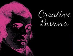 The Creative Burns exhibition is on at the Dick Institute, Kilmarnock, until 16th May.