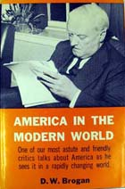 America in the Modern World (Sp Coll Brogan 19) Links to more information about this book
