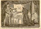 Woodcut from The History of the Sleeping Beauty (Sp Coll  RB 2499/19)