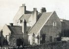 Windyhill, Kilmacolm in 1910. Original photographs such as this early view of Windyhill will be documented to record changes to the buildings over the years. © The Hunterian Museum and Art Gallery, University of Glasgow 2009.