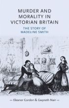 Book cover 'Murder and Morality in Victorian Britain'