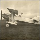 "Photograph print, entitled ""W.B.26.  2 SEATER FIGHTER.  ROLLS-ROYCE EAGLE ENGINE IX."", from a William Beardmore & Co Ltd photographic album, c1917-1921. (GUAS Ref: UGD 100/1/11/3/77. Copyright reserved.)"