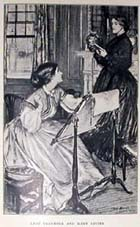 illustration from  The marriage of William Ashe