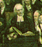 Rev. Dr. Thomas Chalmers, central figure in Disruption Picture