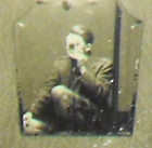 Photograph of Morgan taking a picture of his reflection in a mirror c 1940 (MS Morgan 917/12, page 2558)