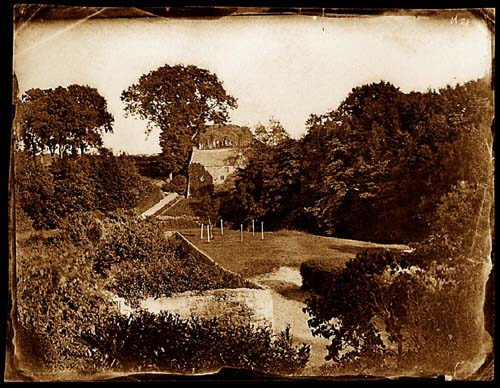 The drying green at Bonaly (HA0849)