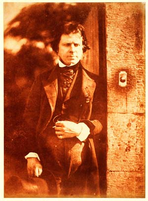 David Octavius Hill; follow link for more information on this photograph