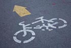 cycle lane