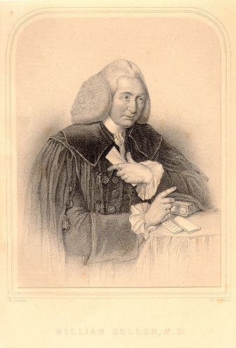 William Cullen portrait