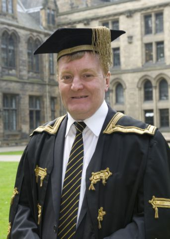 Charles Kennedy is appointed Rector for his second consecutive term.