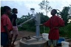 Water well in Africa