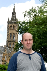 Mark Alexander - mature student supported with scholarship funding