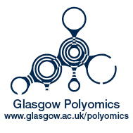 Glasgow Polyomics logo