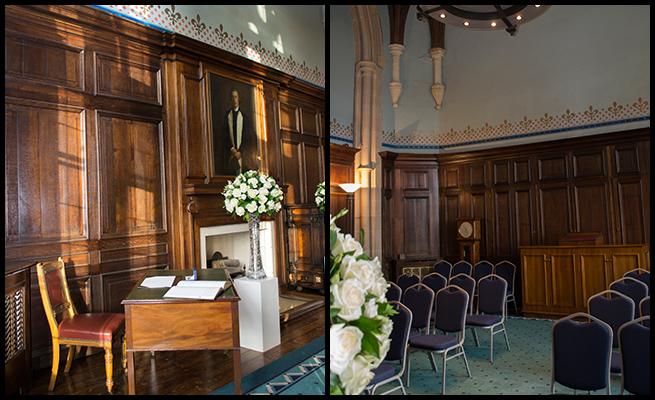 Glasgow University Room Capacity