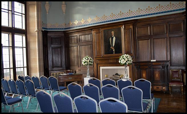 Turnbull Room Glasgow University