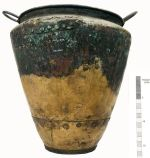 very rare Bronze Age vessel from Ireland