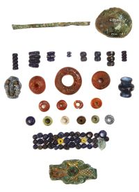 Viking hoard from Moan, Orkney