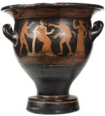 Greek krater from Attica