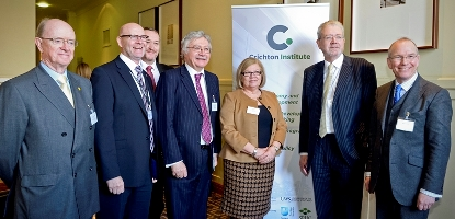 Crichton Institute launch group