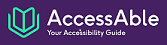 Image of AccessAble Logo. If clicked it will take you to the AccessAble website