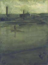 Whistler - Grey and Silver: The Thames