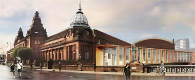 Kelvin Hall redevelopment