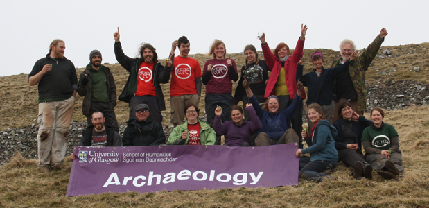 Archaeology universities in glasgow list