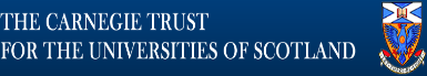 Carnegie Trust for the Universities of Scotland logo