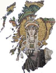 Theodora in Scotland. Copyright © Ernest Metzger.
