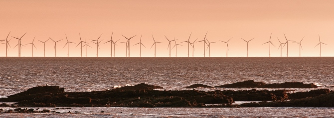 Offshore windfarm