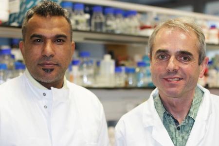 Majid Jabir & Tom Evans