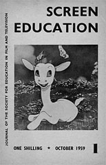 Screen Education: October 1959