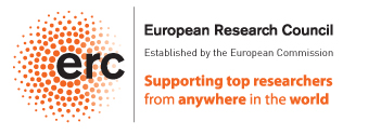 European Research Council banner