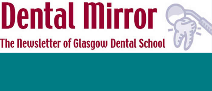 Banner for the Dental Mirror