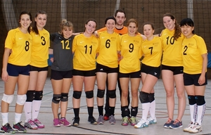 Volleyball - womens squad