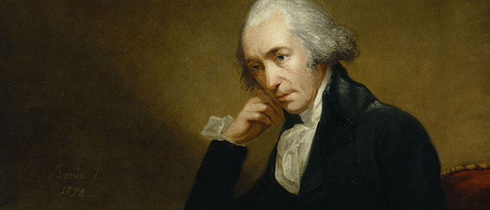 James Watt by by Carl Frederik von Breda‌