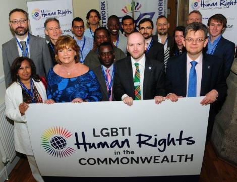 LGBTI conference speakers photo