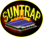 Logo of the EPSRC-funded SUNTRAP project