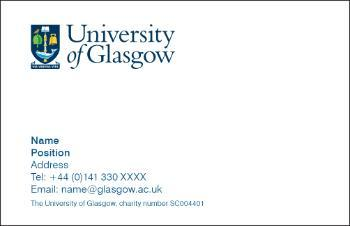 University of glasgow myglasgow myglasgow staff brand university of glasgow myglasgow myglasgow staff brand guidelines brand essentials our marque logo stationery reheart Choice Image