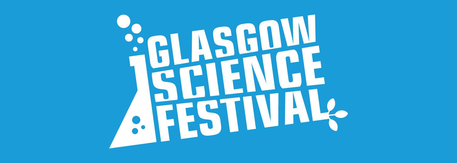 Image result for glasgow science festival 2017 logo