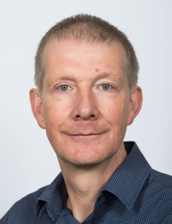 Profile picture of Professor Andrew Davison.