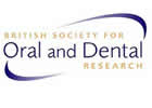 British Society for Oral and Dental Research logo