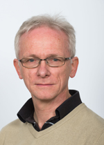 Headshot of Professor John McLauchlan