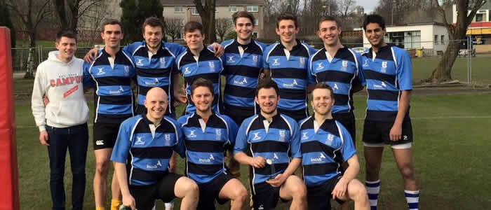 GDSS Rugby team