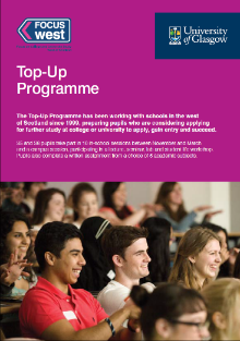 Top-Up Brochure
