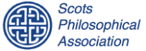 Scot Philosophical Association Logo