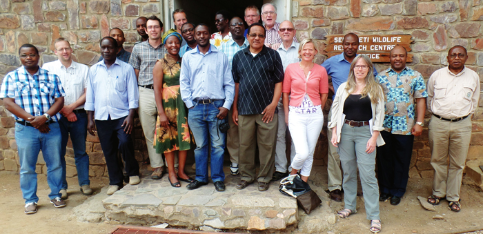 African Bioservices launch — group shot