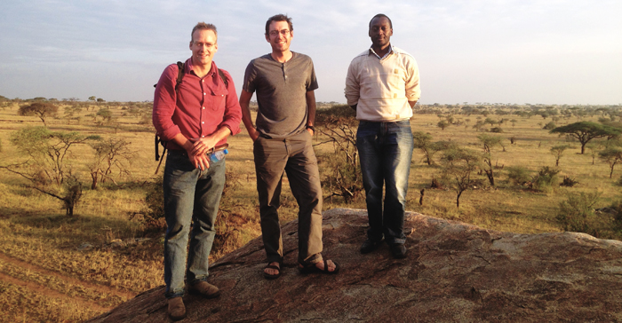 African Bioservices launch UoG team